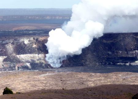 crater closeup