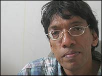 BBC photo: Dr. Jehan Perera