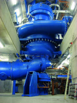 Pumped Storage The Backbone For Intermittent Renewable