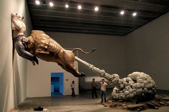 Chen Wenling. What You see Might Not Be Real