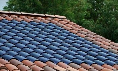 Thin Film Solar Clay Tile Roofs Politics In The Zeros