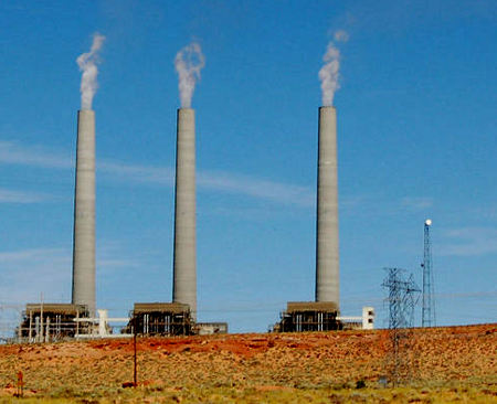The Navajo Generating Station in AZ provides 2.25 GW for people and to pump Colorado River water. New EPA rules could close it.